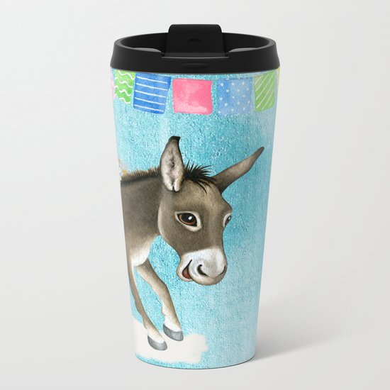 The Gift Metal Travel Mug
