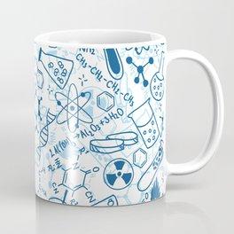 School chemical pattern #2 Coffee Mug