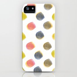 dot space dot iPhone Case