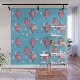 Skyberry Wall Mural