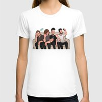 boys T-shirts featuring boys by skyberia