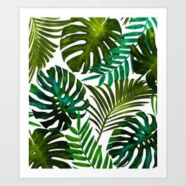 Tropical Dream || Art Print