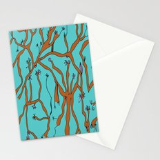 Bare Branches Stationery Cards