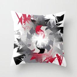 Pinwheeeeels Throw Pillow