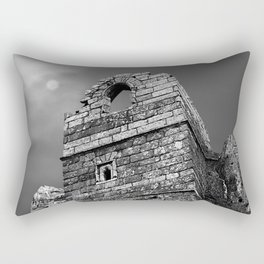 Roche Rock, Cornwall, England, United Kingdom Rectangular Pillow