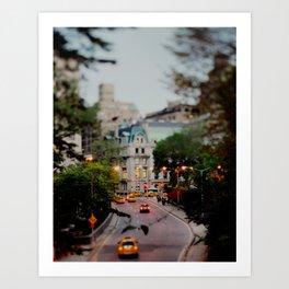 Central Park Fairytales Kunstdrucke