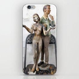 Patina People iPhone Skin
