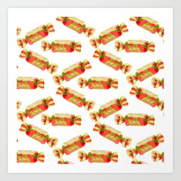Bonbons Art Print