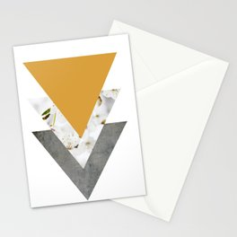 Blossoms Mango Mojito Arrows Collage Stationery Cards