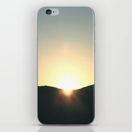 Sunrise #5 iPhone Skin