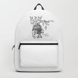 You Are Dashing Backpack