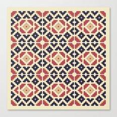 Midcentury Pattern 10 Canvas Print
