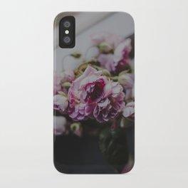 The quiet morning iPhone Case