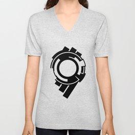 Ghost in the Shell - Symbol Unisex V-Neck