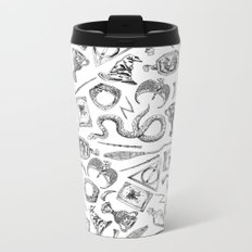 Harry Potter Horcruxes and Items Metal Travel Mug