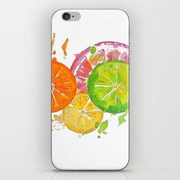 Citrus Burst! iPhone Skin