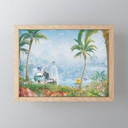 Recovered Freedom Framed Mini Art Print
