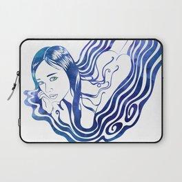 Water Nymph IX Laptop Sleeve