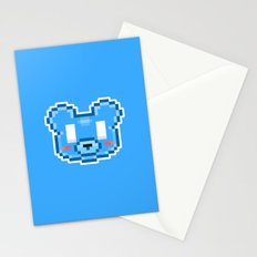 8Bit Kawaiikuma Stationery Cards