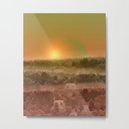Landscape & gradients XVIII Metal Print