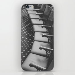 The Gallery Seats iPhone Skin