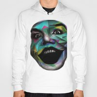 joker Hoodies featuring Joker by Urban Artist