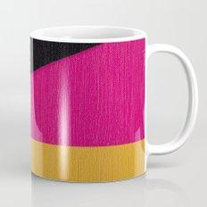 Red Triangle Mug