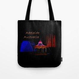 Electrified Adelaide Tote Bag