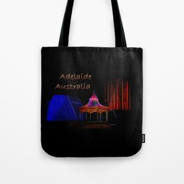 Electrified Adelaide Tote Bag