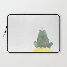 Frog prince Laptop Sleeve
