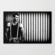 Suspenders Canvas Print