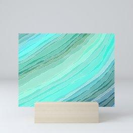 Sea Glass Mini Art Print