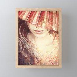 Japanese Dream Framed Mini Art Print