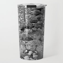 Wall in the Woods Travel Mug