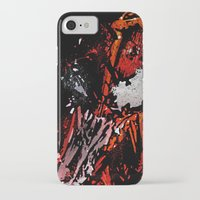 carnage iPhone & iPod Cases featuring Carnage - Spider-man by SEANLAR94