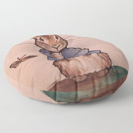 Peter Rabbit Floor Pillow