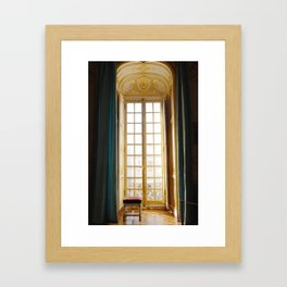 Versailles - The View Framed Art Print