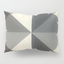 Original Geometric Design by Dominic Joyce Pillow Sham