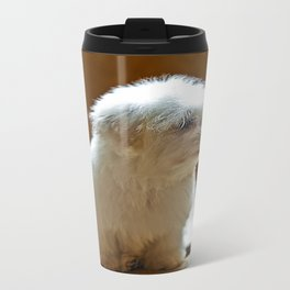 Coton de Tulear Puppy Travel Mug