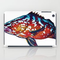 boss iPad Cases featuring Boss by Bocese