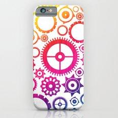 Color Cogs. Slim Case iPhone 6s
