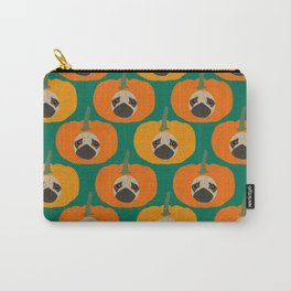 Pugkin Patch Carry-All Pouch