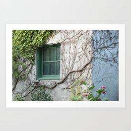 Botanical Embrace Art Print