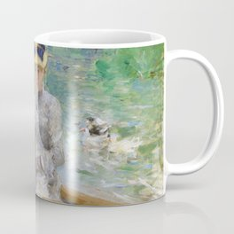 Summer's Day by Berthe Morisot Coffee Mug