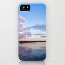 Cotton Candy Mirror iPhone Case