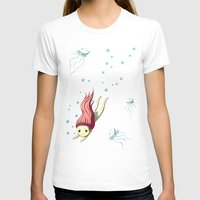 diver T-shirts featuring Diver by Freeminds