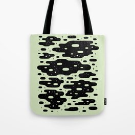 Space Blobs Tote Bag