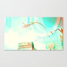 Sunwash Canvas Print