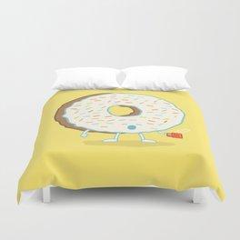 The Sleepy Donut Duvet Cover