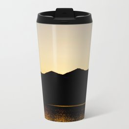 Gold Reflex Travel Mug